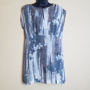 CAbi Sheer Tunic